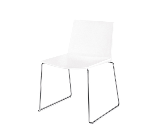 Team | 2902 by Arper | Multipurpose chairs