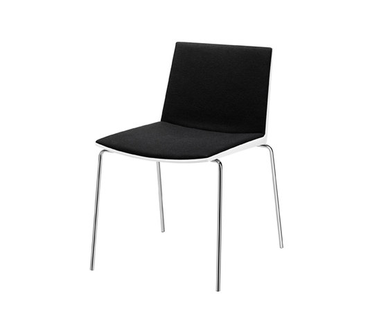 Team | 2928 by Arper | Multipurpose chairs