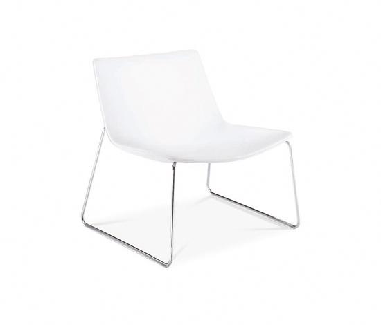 Catifa 60 Lounge | 2141 by Arper | Lounge chairs