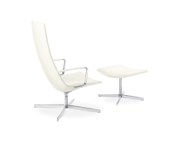 Catifa 60 Lounge | 2130+2137 by Arper | Lounge chairs