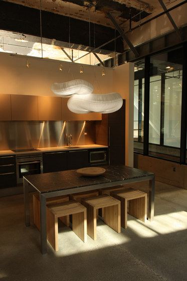 cloud softlight | pendant by molo | General lighting