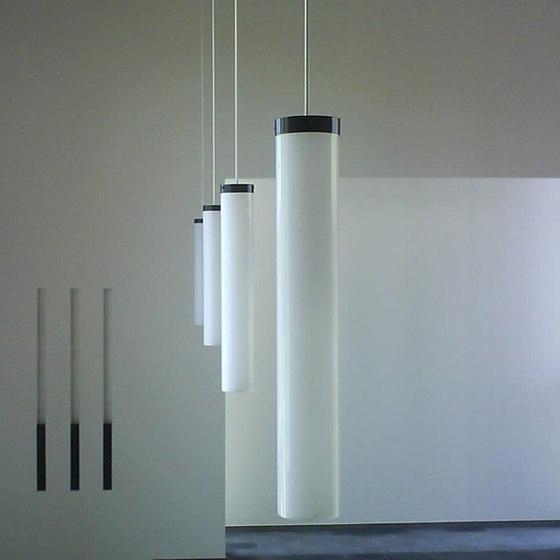 TUBE big room pendant by Okholm Lighting | General lighting