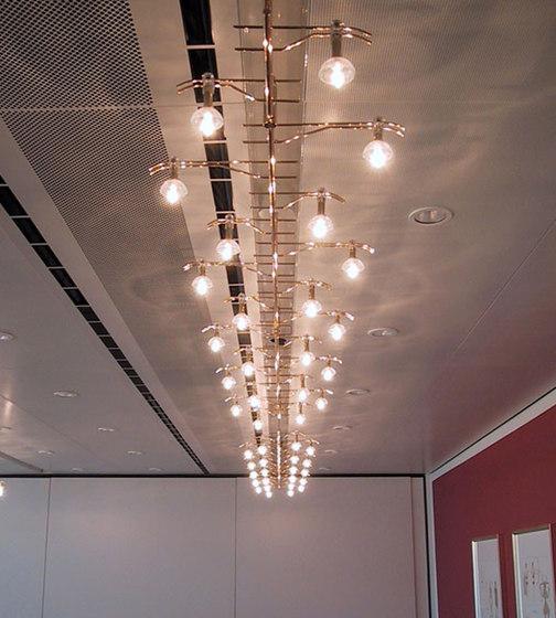 BORNEBUSCH chandelier de Okholm Lighting | Lámparas de araña