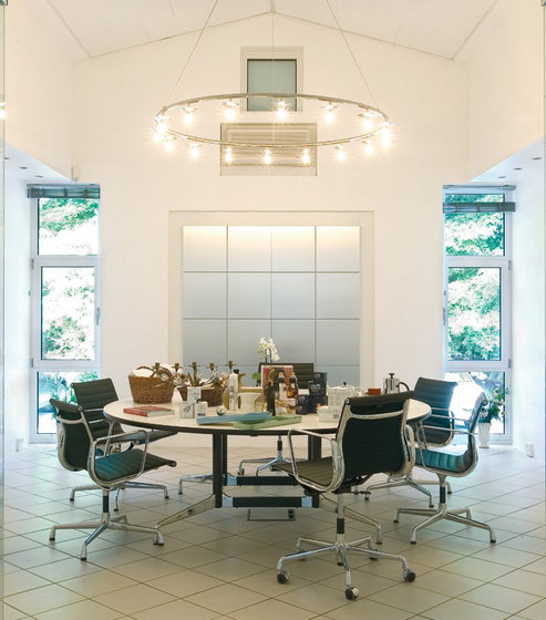 SCAN chandelier by Okholm Lighting | Ceiling suspended chandeliers