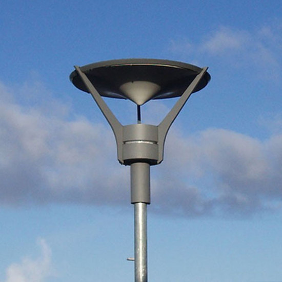AABENRAA mast by Okholm Lighting | Path lights
