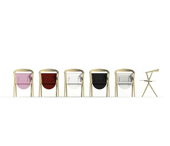 Chair B by BD Barcelona | Restaurant chairs