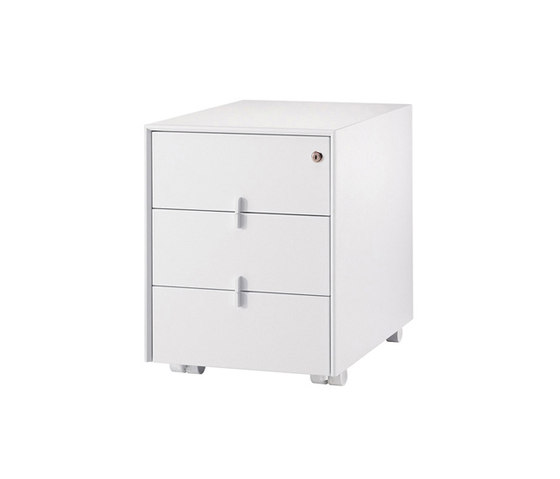 Nuur | Drawers chest de Arper | Meubles de rangement