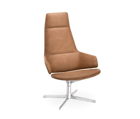 Aston Lounge | 1901 by Arper | Lounge chairs