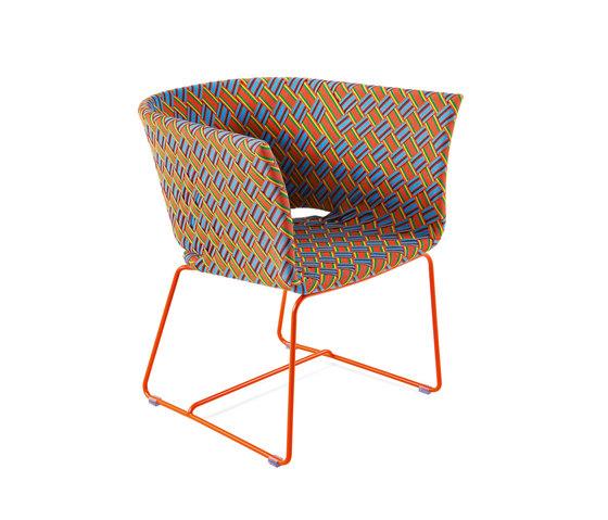 Kente lounge chair by Varaschin | Armchairs
