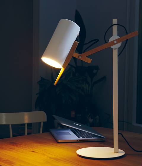 Scantling Table lamp de Marset | Lámparas de lectura