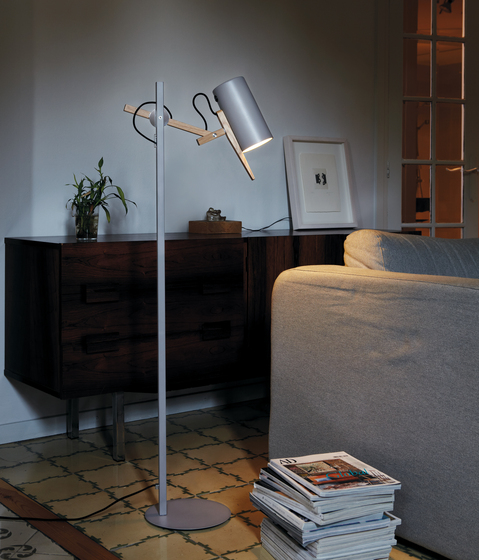 Scantling Floor lamp by Marset | Reading lights