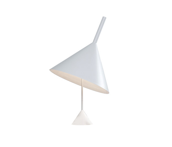 Funnel Table di Vertigo Bird | Illuminazione generale