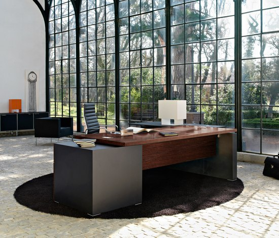 Ego Executive by Sinetica Industries | Executive desks