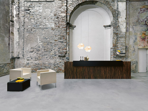 Factory by Sinetica Industries | Reception desks