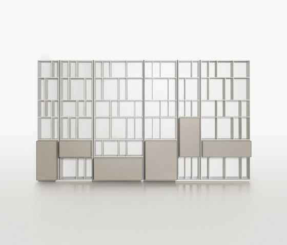 Flex by Piure | Shelving