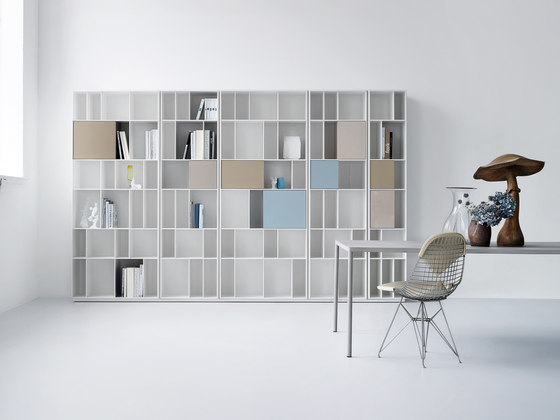 Flex Shelf System by Piure | Shelving systems