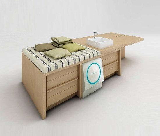 Laundry banco lavaggio piccolo by Riva 1920 | Laundry room furniture