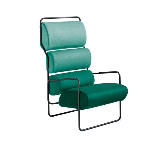 Sancarlo armchair di Tacchini Italia | Poltrone lounge