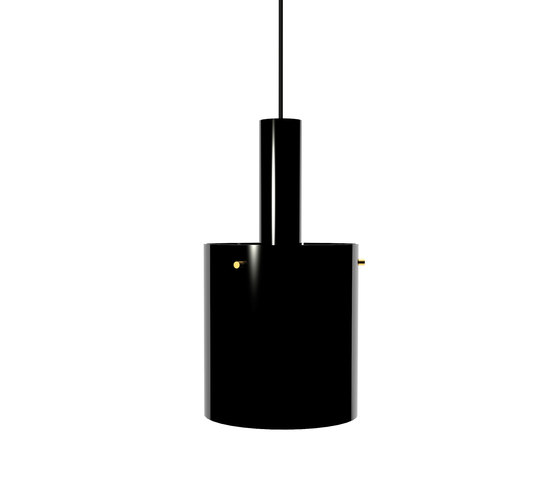Nomad pendant lamp double large by RUBEN LIGHTING | General lighting