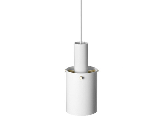 Nomad pendant lamp double small by RUBEN LIGHTING | General lighting