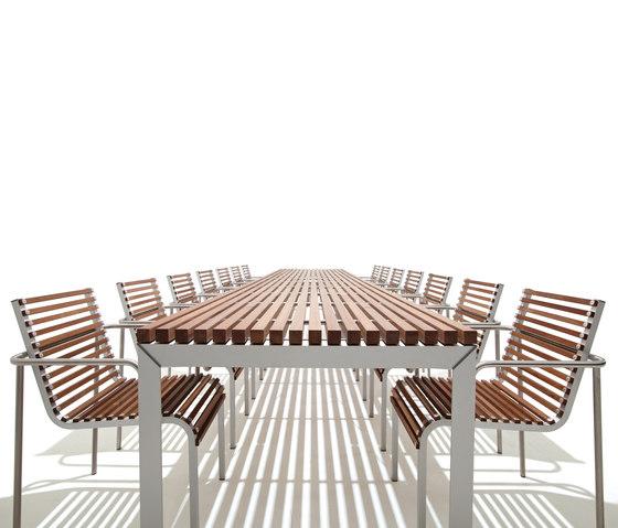 Extempore patchwork di extremis | Tavoli da pranzo da giardino
