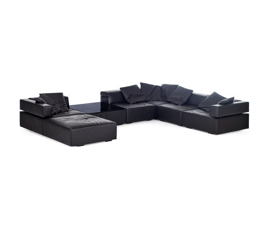 Carigno Corner sofa by Jori | Modular seating systems