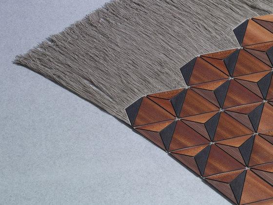 Wooden Carpet Sherwood by böwer | Rugs / Designer rugs