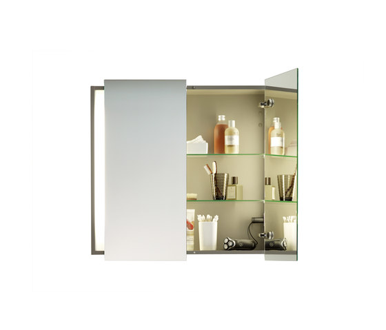 Ketho - Armadietto a specchio di DURAVIT | Armadietti a specchio