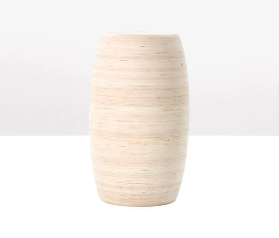 Motley Drum 40 Plywood Birch natural by Wildspirit | Side tables