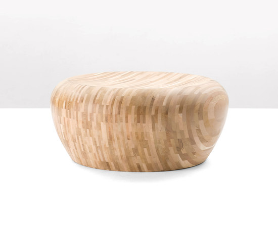 Motley Drum 80 Cedar by Wildspirit | Garden stools