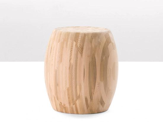 Motley Drum 40 Cedar de Wildspirit | Taburetes de jardín