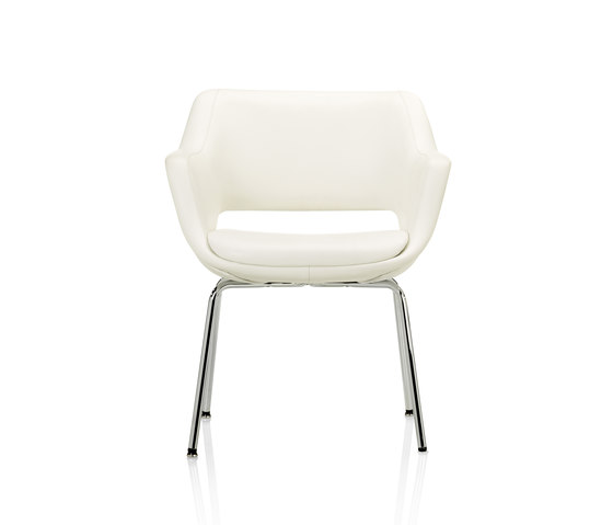 Kilta Chair by Martela Oyj | Visitors chairs / Side chairs