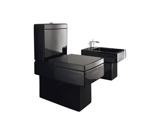 vero stand wc bidet bidets von duravit architonic. Black Bedroom Furniture Sets. Home Design Ideas