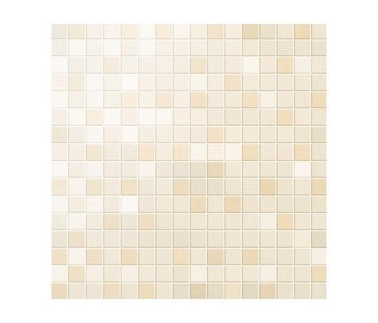 Visionary Beige Mosaico* by Fap Ceramiche   Ceramic mosaics