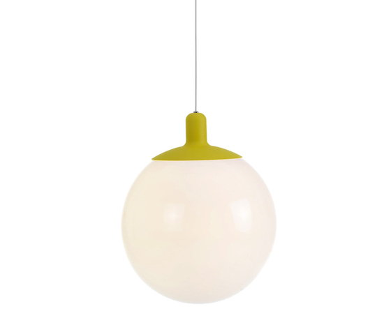 Dolly 45 pendant yellow by Bsweden | General lighting