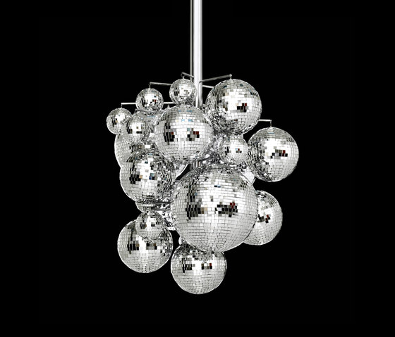 Konfetti Chandelier by Bsweden | General lighting