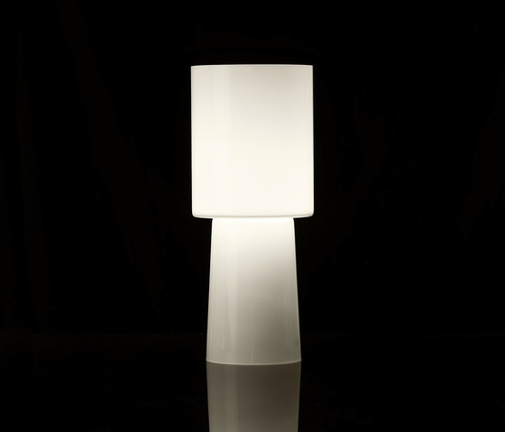 Olle Table lamp by Bsweden | Table lamps in glass