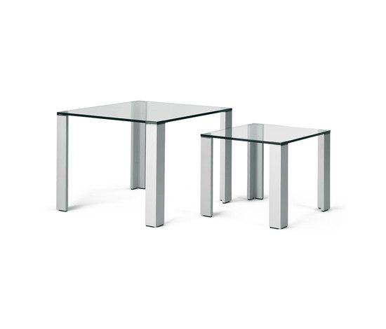 Aqua Occasional Table von Lourens Fisher | Beistelltische