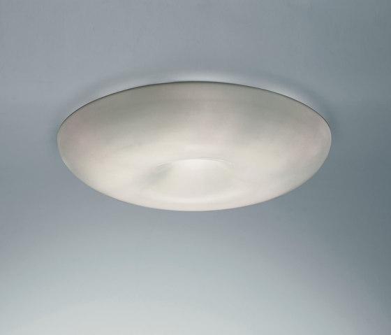 Lara ceiling lamp by Artemide | General lighting