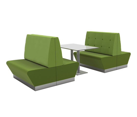 Steak & Stilton by Segis | Restaurant seating systems