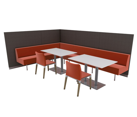 Terminus by Segis | Restaurant seating systems