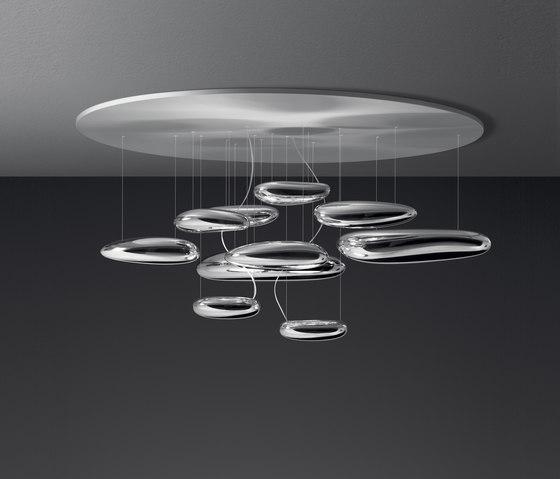 mercury de artemide luminaires suspension mini. Black Bedroom Furniture Sets. Home Design Ideas