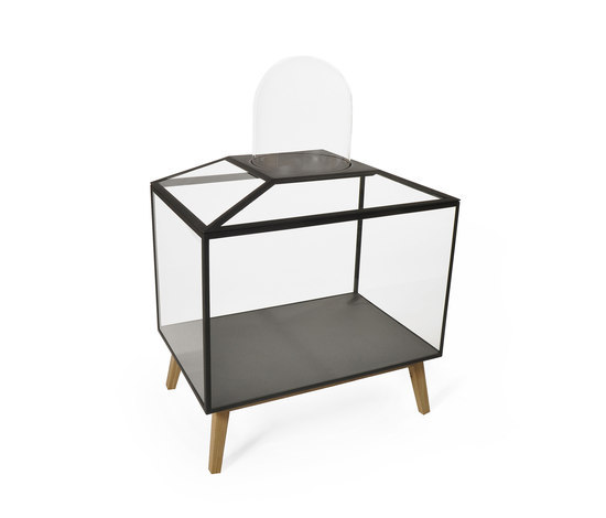 Steel Cabinet 5 by JSPR | Display cabinets