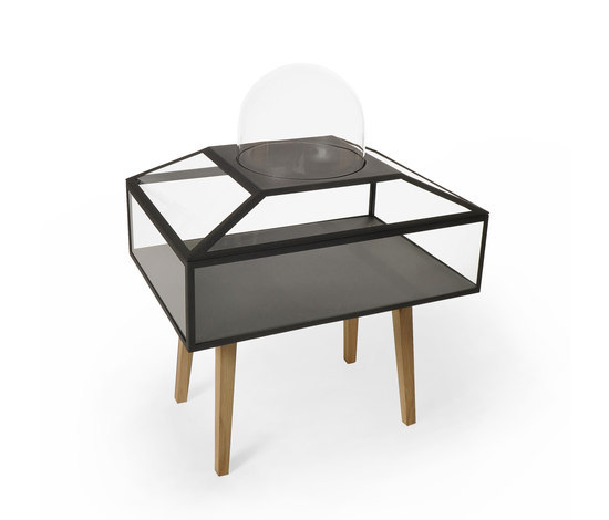 Steel Cabinet 4 by JSPR | Display cabinets