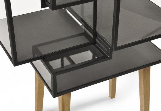 Steel Cabinet 6 de JSPR | Vitrines