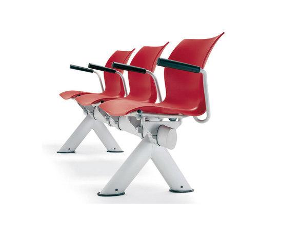 Multi-Nami by Segis | Beam / traverse seating