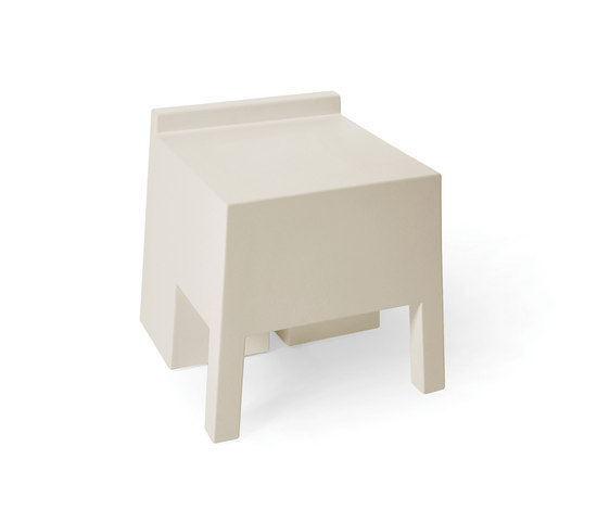 I'm Perfect Male Stool by JSPR | Garden stools