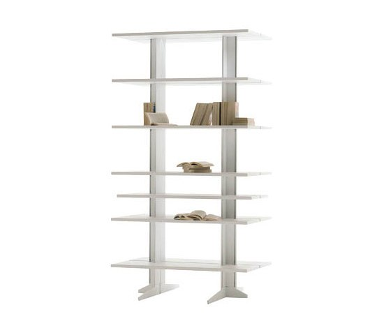 Straight by Segis | Library shelving systems