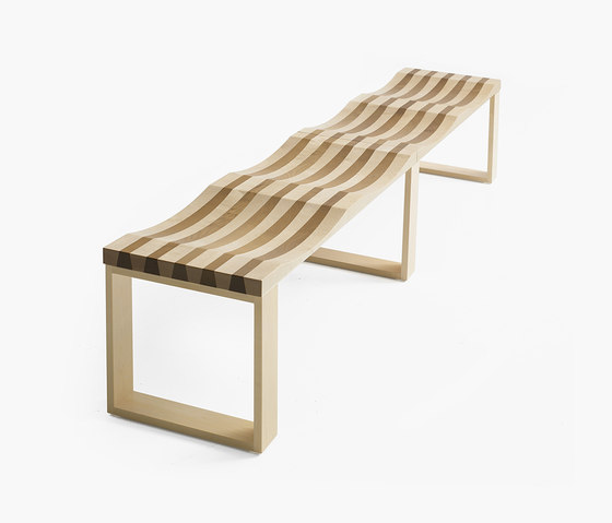SIDEbySIDE SBSS2T/SBSE2T by Karl Andersson | Waiting area benches