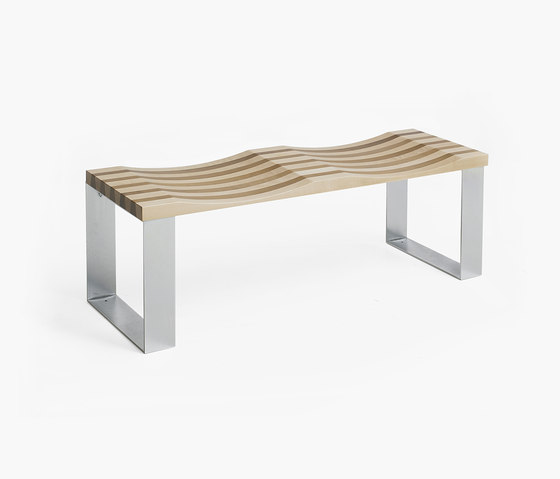 SIDEbySIDE SBS2S by Karl Andersson | Waiting area benches